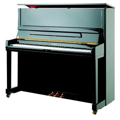 Petrof P 131 M1 Black high polish Upright Pianos