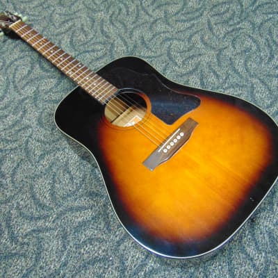 BURNY BJ50 70s-80s antique burst for sale