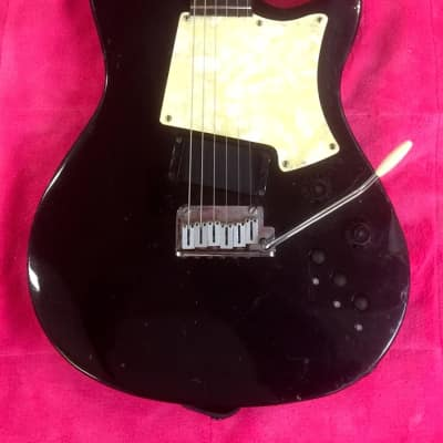 Fender  Heartfield RR9 1989 Black for sale