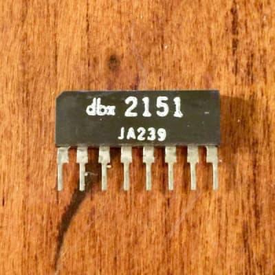 dbx 2152 VCA