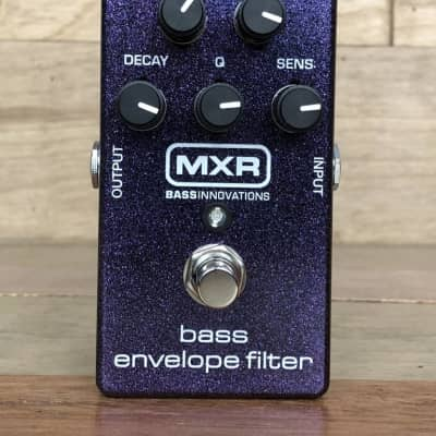 MXR M82 Bass Envelope Filter Pedal