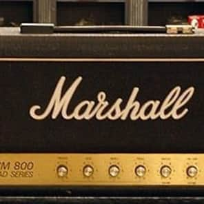 Marshall JCM 800 Lead Series Model 2204 50-Watt Master Volume Mk2 Head
