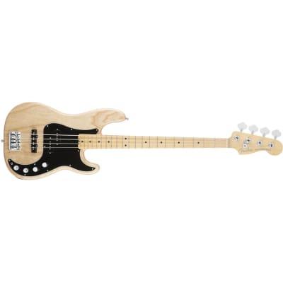 Fender American Elite Precision Bass Ash, Maple, Natural for sale
