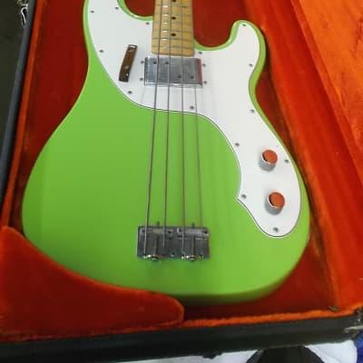 Fender Telecaster Bass 1971 - 1979 Lime Green for sale
