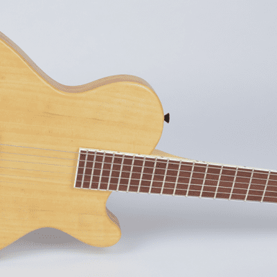 DEPOSIT - StoryWood Music Reclaimed Wood Model 4R-4 G-Type Custom Guitar