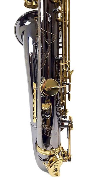 Selmer STS280 La Voix II Tenor Saxophone Outfit Black Lacquer