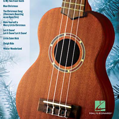 Hal Leonard Ukulele Play Along Vol. 24 - Winter Wonderland Book
