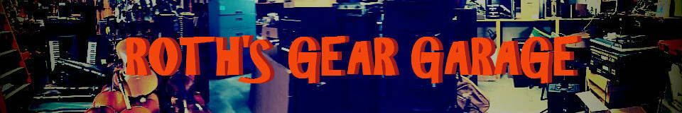 Roth's Gear Garage