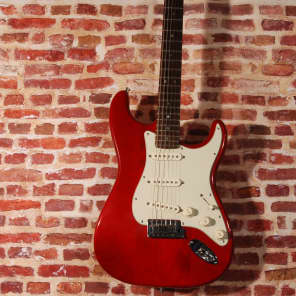 Fender American Deluxe Stratocaster 1999 hc for sale