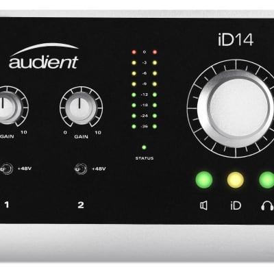 Audient iD14 Desktop USB Audio Interface