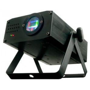 American DJ MIC196 Micro Image RGB Sound-Actived Laser w/ Remote