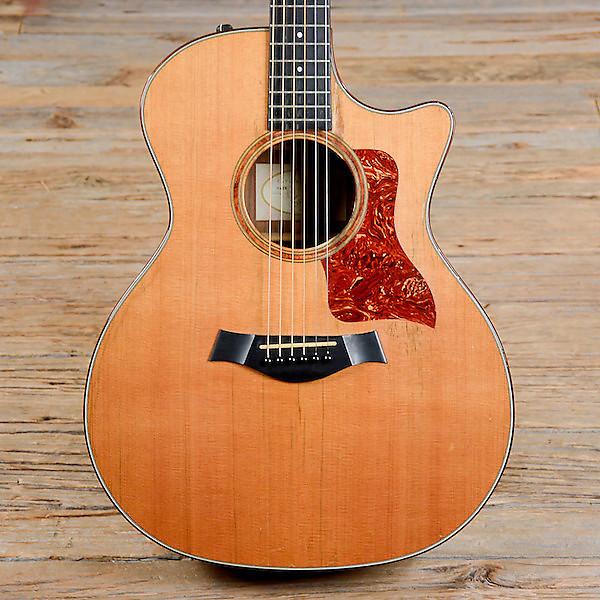Guitars & Basses Acoustic Electric Guitars Taylor 700 Series 714ce Grand Auditorium Sunburst Acoustic-electric Guitar W/ Ca Customers First