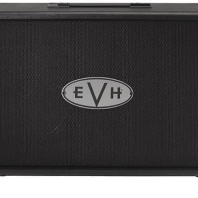 EVH Eddie Van Halen 5150 III 2x12 Guitar Speaker Cabinet Black