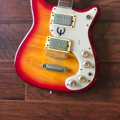 1970s Epiphone ET-290 Sunburst for sale