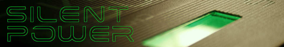 Silent Power - guitar pedals power supplies