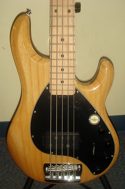 sterling ray 35 by musicman 5 string bass guitar reverb. Black Bedroom Furniture Sets. Home Design Ideas