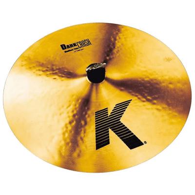 "Zildjian 17"" K Series Dark Medium Thin Crash Cymbal"