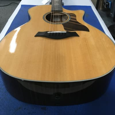Taylor 614ce with V-Class Bracing