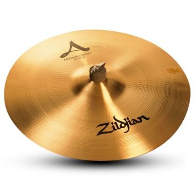 "Zildjian 18"" A Series Medium Crash Cymbal"