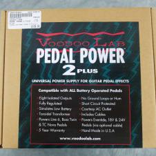 Voodoo Lab Pedal Power 2 Plus