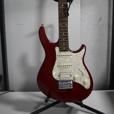 Peavey Predator Plus Electric Guitar Red for sale