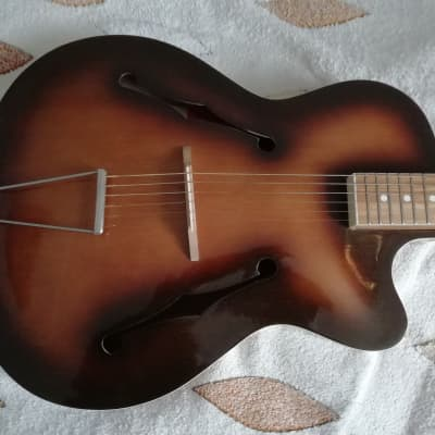 Defil  Jazz 60-70ss 2 Tone Sunburst for sale