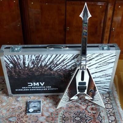 TS Customs  Flying V TS Customs Prototyp Death Magnetic Guitar Hero Controller Metallica Kirk Hammet for sale