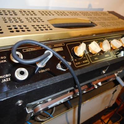 MEAZZI ULTRASONIC SPECIAL TUBE AMP ECHO VIBRATO for sale