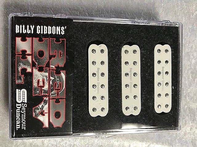 Seymour Duncan Red Devils Strat Humbucker Guitar Pickup