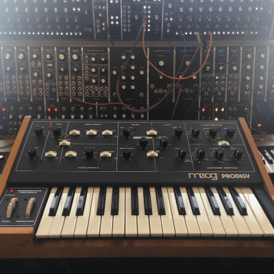 Moog Prodigy - Analog Keyboard Synthesizer