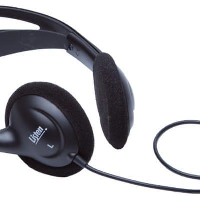 Listen Technologies LA-402 Universal Stereo Headphones