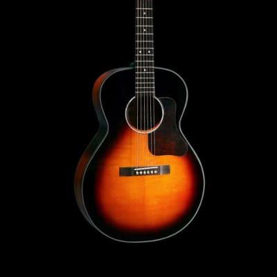 Peerless OO PGC-65 Grand Concert Acoustic w/ HSC Vintage Sunburst for sale