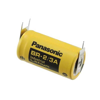 Panasonic 3 Volt Battery for Sequential Circuits Prophet 5  10 VS Six-Trak DrumTraks Tom
