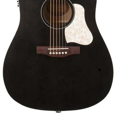 Art & Lutherie Americana Acoustic Guitar - Faded Black for sale