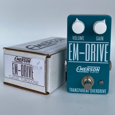 Emerson EM-Drive Transparent Overdrive for sale