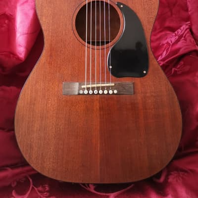 Gibson LG 0 1958 natur for sale