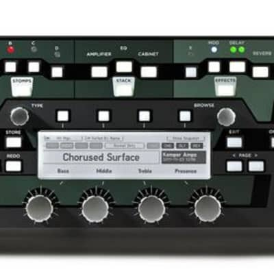 Kemper Profiler PowerRack 600W Guitar Amp (Manhattan, NY) for sale