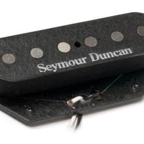 Seymour Duncan STL-2 Hot Telecaster Lead/Bridge Pickup, Black