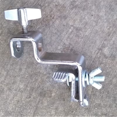 UNMARKED Bass Drum Accessory Mount Vintage Chrome