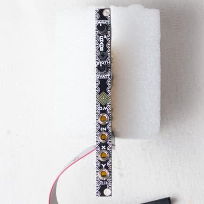 Zlob Modular Triple Cap Chaos Chaotic Oscillator and Audio Mangler Eurorack Module