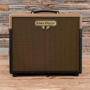 Louis Electric Buster 30W 6V6 1x12 Combo Amp w/Jupiter 12LC USED