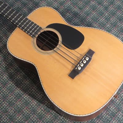 1997 Martin B40 Acoustic Bass Employee Made 1 of a Kind! w/hardshell case for sale