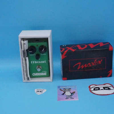 Maxon OD-808 Overdrive w/Original Box | Fast Shipping!