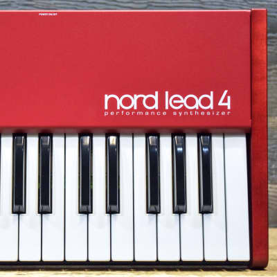 Nord Lead 4 Performance Synthesizer (B1) 49-Key Velocity Sensitive Keyboard