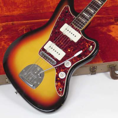 Fender Jazzmaster 1966 Sunburst Light Weight 7.25 Pounds!