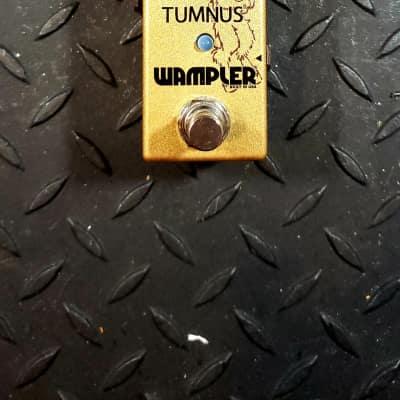 Wampler Tumnus Overdrive Klon Centaur variant FREE SHIPPING image