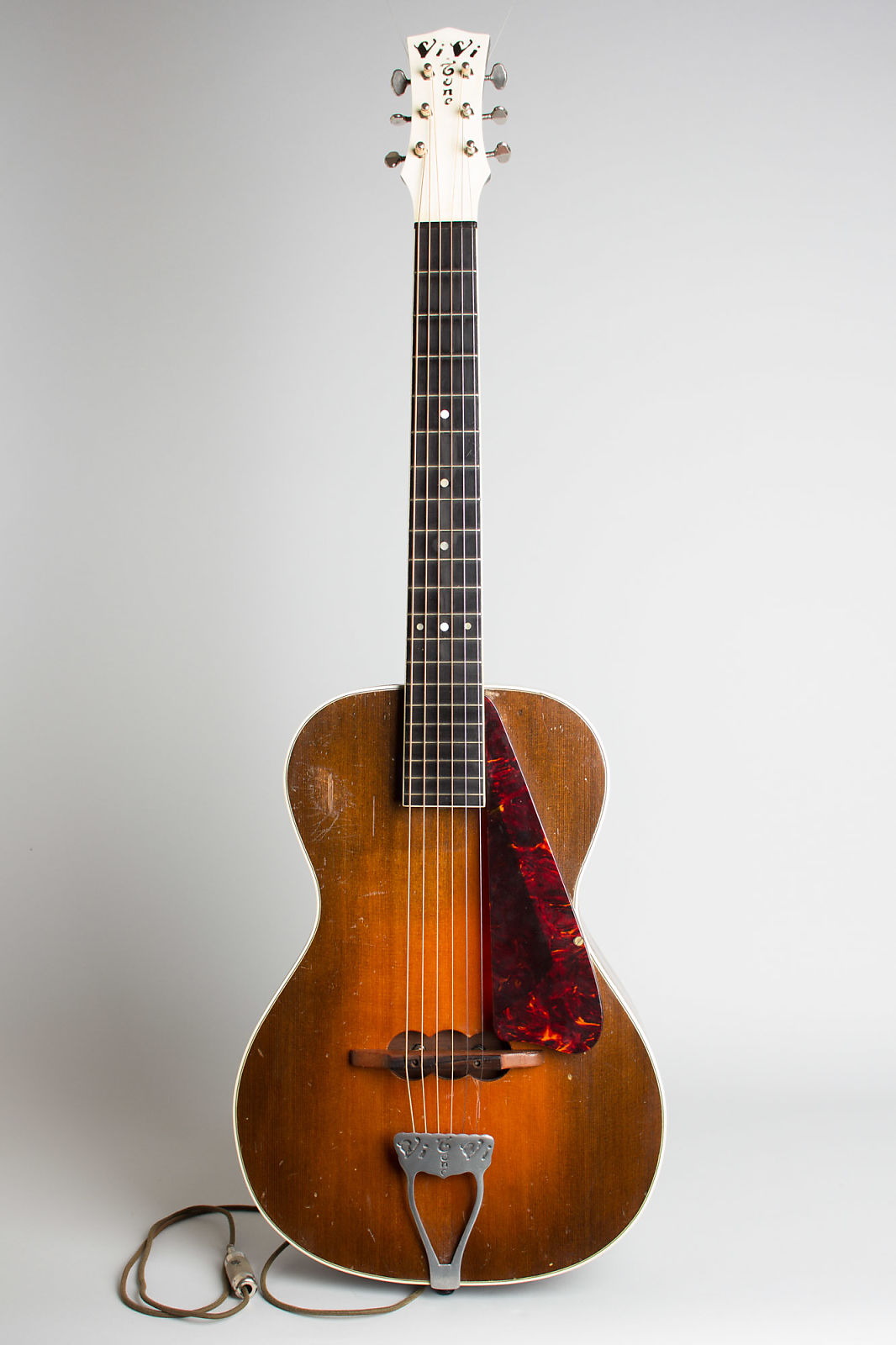 Vivi-Tone  Acoustic-Electric Guitar (1933), ser. #263.
