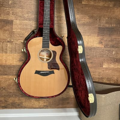 Taylor 514ce with V-Class Bracing 2019 - 2020 with Case
