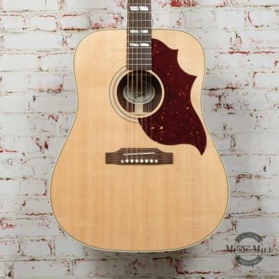 Gibson Hummingbird Studio Rosewood Acoustic Guitar Antique Natural x0074