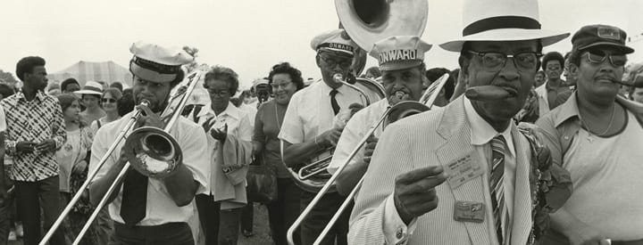 Second Line Blues: A Brief History of New Orleans Brass Bands